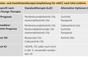 🔒 Metastasiertes Nierenzellkarzinom: Progress unter Immuntherapie – was tun?