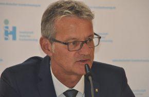 Gerald Gaß ist neuer Vorstandsvorsitzender der DKG