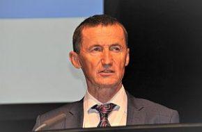 DGU-Präsident Stenzl und EAU-Generalsekretär Chapple beschworen die europäische Zukunft der Urologie