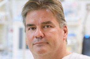 Dr. Steffen Lebentrau ist Chefarzt in Eberswalde.